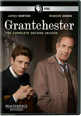 Grantchester: The Complete Second Season (Masterpiece) [New DVD]