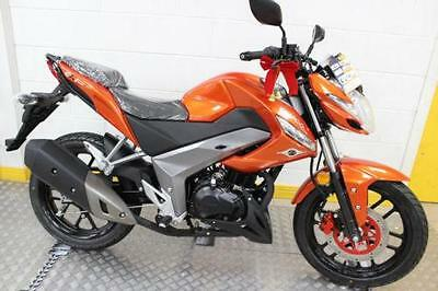 New Kymco CK1 Orange Ready for Immediate Delivery, 2yr warranty 65mph+