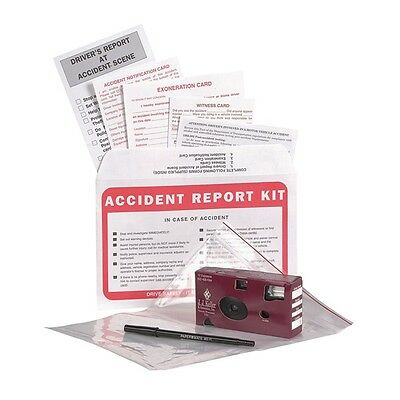 689-R Accident Report Kit w/Camera