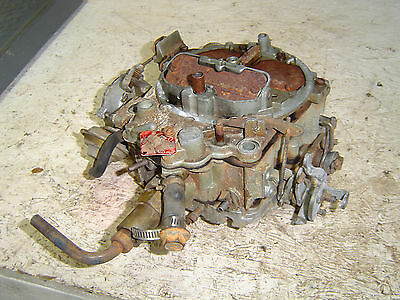 GM Rochester Quadra Jet Carburetor