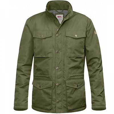 Fjällräven Räven Winter Jacket Herren Outdoorjacke Winterjacke green