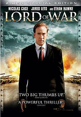 Lord of War Special Edition - DVD Region 1 Free Shipping!