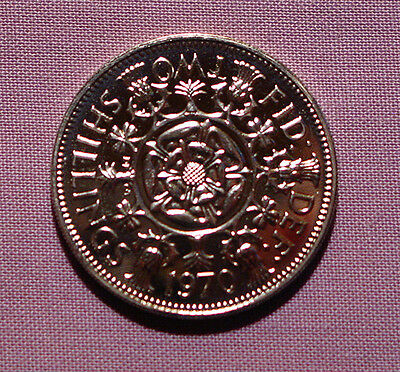 1970 ROYAL MINT PROOF FLORIN - Last Ever Issued