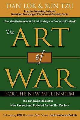 The Art Of War For The New Millennium - New Paperback Book