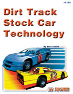 Steve Smith Autosport Dirt Track Stock Car Technology Book Part Number S196
