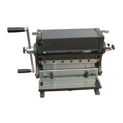 12G596 Combination Shear, Brake And Roll, 12 In
