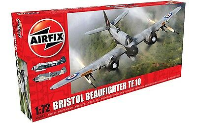 Airfix Bristol Beaufighter Mk.X (Late) in 1:72 1505043 Glow2B A05043  X