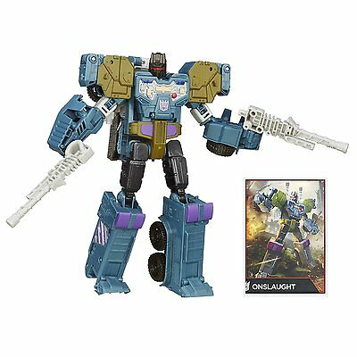 Transformers Generations Combiner Wars Onslaught Action Figure