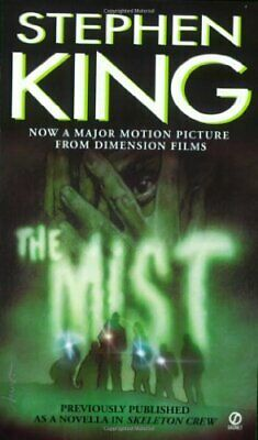 The Mist by Stephen King Book The Cheap Fast Free Post