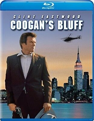 Coogan's Bluff [New Blu-ray] Snap Case