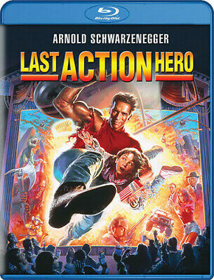 Last Action Hero [New Blu-ray]