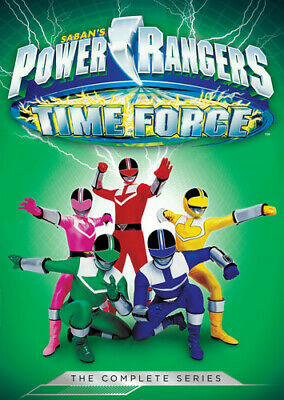 Power Rangers: Time Force - Comp Series [New DVD] Boxed Set, Full Frame