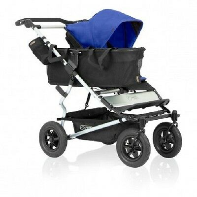Mountain Buggy 2016 Evolution Duet Single Stroller - Royal - New! Free Shipping!