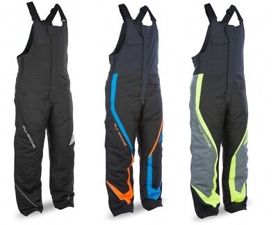 Fly Racing Adult 2017 Snowmobile Outpost Bibs Pants Sizes S-4XL