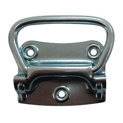 1WAF8 Chest Handle, Steel, 2 3/4 In L