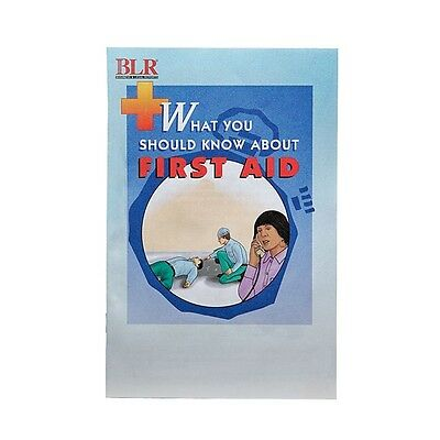 20003500 First Aid Booklet