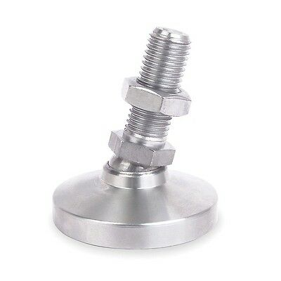 SSW-2A-316 Leveling Mount, Standard, 1/2-13, 316 SS