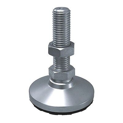 NSW-1N Leveling Mount, Standard, 3/8-16, Nickel