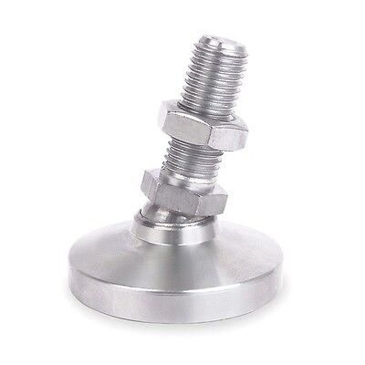 SSW-4A-316 Leveling Mount, Standard, 3/4-10, 316 SS