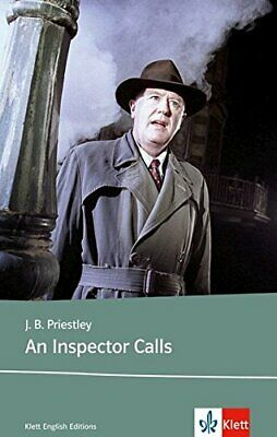 An Inspector Calls by Priestley, J. B. Book The Cheap Fast Free Post