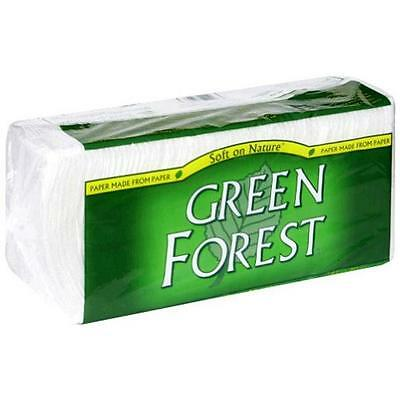 Green Forest 61302 White Luncheon Napkins