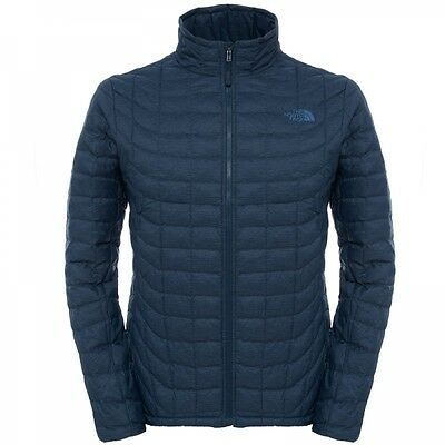 The North Face Thermoball Full Zip Jacket Herren Winterjacke urban navy