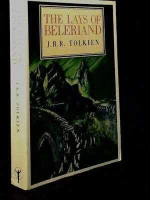 The Lays of Beleriand (History of Middle-Earth), Tolkien, J. R. R. Paperback The
