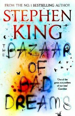 The Bazaar of Bad Dreams by King, Stephen Book The Cheap Fast Free Post