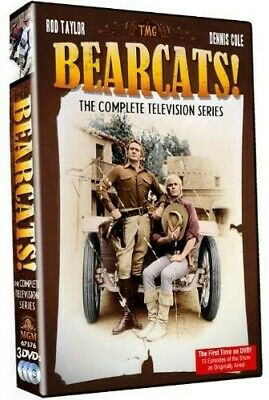 Bearcats!: The Complete Series [3 Discs] DVD Region 1