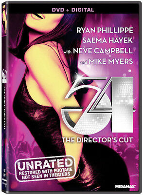 54 (Unrated Director's Cut) [New DVD] Director's Cut/Ed