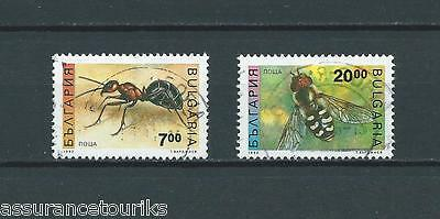 BULGARIE - 1992 YT 3461 à 3462 - TIMBRES OBL. / USED - COTE 7,00 €