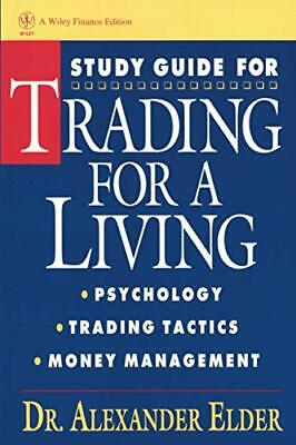 Trading for a Living: Psychology, Trading, Tact... by Elder, Alexander Paperback