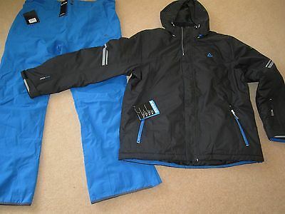 Brand New Mens D2B Technical Ski Suit Ski Jacket & Ski Trousers Size Xxl