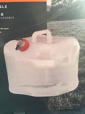 Ozark Trail Collapsible 5 Gallon Water Container SUPER LIGHT