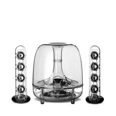 Harman Kardon SoundSticks Wireless 3-piece wireless speaker system w/ Bluetooth