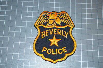 Beverly Kansas Police Department Patch (T3)