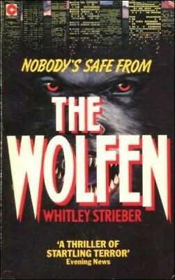 The Wolfen (Coronet Books) by Strieber, Whitley Paperback Book The Cheap Fast