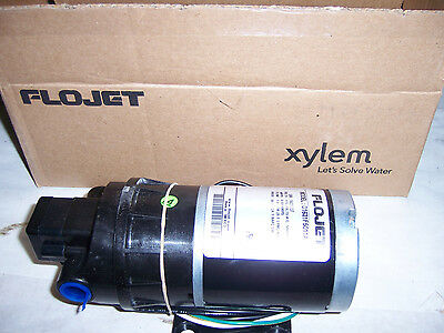 Flojet 60 PSI Demand Pump Thermax CP-3 Carpet Cleaner Extractor
