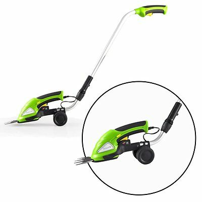 Serenelife PSLGTM30 Cordless Handheld Grass Cutter Shears
