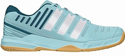 adidas Femmes Chaussures indoor essence 11 W Synthétique mint / blanc / orange