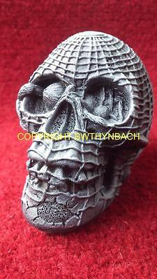 New Designs Latex Mould Molds To Make Detailed Ornament Skull Cobweb Halloween