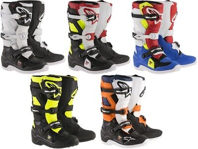 Alpinestars Tech 7s Offroad Motocross Boots Youth All Sizes & Colors