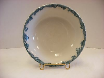 "Antique & Vintage Railroad China - Union Pacific Overland - 6"" Salad Bowl"