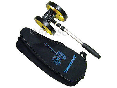 Silverline Mini Measuring Wheel with Dual Wheels