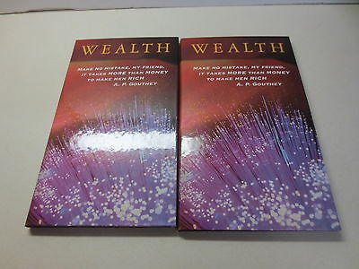Wealth audio CD It Takes More Than Money to Make Men Rich by A. P. Gouthey 1 & 2