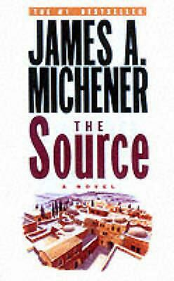 The Source by James A. Michener Paperback Book (English)