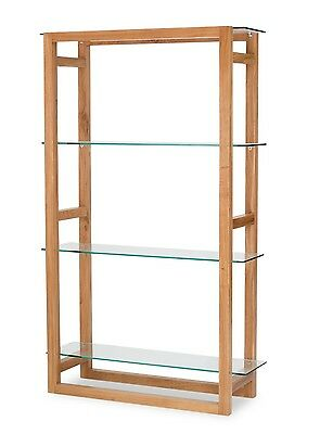 Bonsoni Travia Bookcase Pk 1 by Lloyd Phillip & Delric