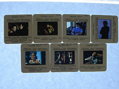 Buddy Boy (2000) 35mm Movie Slides Lot of 7 Adrien Gillen Emmanuelle Seigner