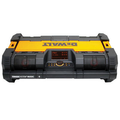 DEWALT ToughSystem Music + Charger System DWST08810 New