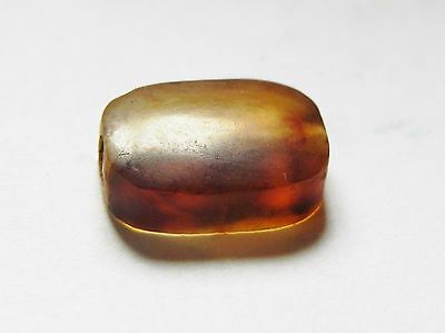 Zurqieh -Af632-  Ancient Egypt, New Kingdom. Agate Scarab 1400 B.c